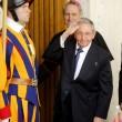 Raul Castro da papa Francesco: visita privata dopo il disgelo Cuba-Usa 2