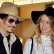 """Johnny Depp e Amber Heard, liti furiose. Gossip: """"Lui ha lasciato il set"""""""