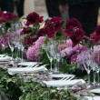 Milano, maxi cena a cielo aperto per sostenere restauri Duomo08