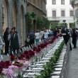 Milano, maxi cena a cielo aperto per sostenere restauri Duomo06