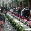 Milano, maxi cena a cielo aperto per sostenere restauri Duomo03