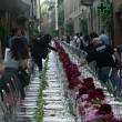 Milano, maxi cena a cielo aperto per sostenere restauri Duomo