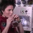 Samantha Cristoforetti beve il primo caffè espresso nello spazio 93