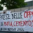 """Expo 2015 si parte, Renzi: """"L'Italia s'è desta"""". Attacco Anonymous nella notte 12"""