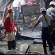 Filippine, rogo fabbrica infradito: più di 70 morti. Finestre erano sigilliate09
