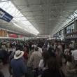 Fiumicino, incendio aeroporto: passeggeri dormono a terra13