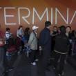 Fiumicino, incendio aeroporto: passeggeri dormono a terra14