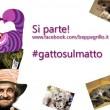 #Gattosulmatto: Beppe Grillo come Salvini attaccato dai gattini su Facebook FOTO 2
