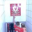 Steven Gerrard, l'ultima partita col Liverpool ad Anfield Road FOTO - VIDEO 02