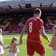 Steven Gerrard, l'ultima partita col Liverpool ad Anfield Road FOTO - VIDEO 01