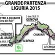 Giro d'Italia 2015, tutto ciò che c'è da sapere sulle 21 tappe 05