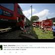 Austria, scontro tra due treni: almeno un morto. Molti feriti, 3 sono gravi 04