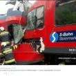 Austria, scontro tra due treni: almeno un morto. Molti feriti, 3 sono gravi 06
