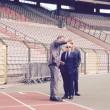 Heysel, Juventus ricorda tragedia. Bruxelles, minuto silenzio davanti stadio 05