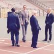 Heysel, Juventus ricorda tragedia. Bruxelles, minuto silenzio davanti stadio 06