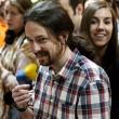 Elezioni Spagna: chi è Pablo Iglesias, leader Podemos, il prof col codino FOTO4