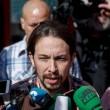 Elezioni Spagna: chi è Pablo Iglesias, leader Podemos, il prof col codino FOTO5