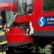Austria, scontro tra due treni: almeno un morto. Molti feriti, 3 sono gravi 08