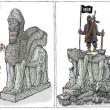 Iran premia la miglior vignetta anti-Isis FOTO