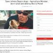 Australia, via i cani di Johnny Depp o saranno soppressi02