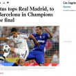 "champions League, Juventus in finale. ""Marca"" e ""As"", dolore stampa spagnola 03"
