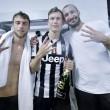 Juventus, festa scudetto nel centro di Torino e negli spogliatoi 6
