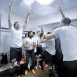Juventus, festa scudetto nel centro di Torino e negli spogliatoi 15