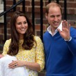 VIDEO YouTube - Royal girl, prima FOTO con Kate Middleton e William