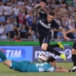 Lazio-Inter, espulsione Marchetti e rigore sbagliato Icardi (foto Ansa)
