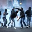 """VIDEO YouTube - Lazio-Roma, cronaca di un """"normale"""" derby di scontri FOTO15"""
