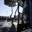 Lazio-Roma: due tifosi romanisti accoltellati vicino allo stadio Olimpico8