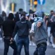"""VIDEO YouTube - Lazio-Roma, cronaca di un """"normale"""" derby di scontri FOTO2"""