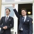 Xavier Bettel, premier Lussemburgo si sposa: prime nozze gay per leader Ue 02