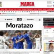 "champions League, Juventus in finale. ""Marca"" e ""As"", dolore stampa spagnola 171717"