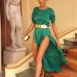 """Alessia Marcuzzi copia Belen, a Cannes con abito """"farfallina style"""" 01"""