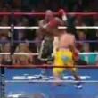 VIDEO YouTube - Floyd Mayweather Jr batte Manny Pacquiao ai punti5