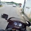 VIDEO YouTube: prova moto con gomme nuove, raggiunge i 200 km/h poi cade2