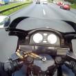 VIDEO YouTube: prova moto con gomme nuove, raggiunge i 200 km/h poi cade6