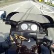 VIDEO YouTube: prova moto con gomme nuove, raggiunge i 200 km/h poi cade5
