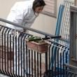 Napoli. Giulio Murolo si barrica in casa con fucile a pompa e spara02
