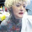 Isobel Varley, morta nonna più tatuata al mondo: 77 anni e tattoo su 93% corpo