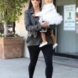 North e Penelope, figlie di Kim e Kourtney Kardashian a danza insieme313
