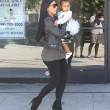 North e Penelope, figlie di Kim e Kourtney Kardashian a danza insieme