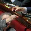 Italicum, deputati Pd usano palline per i gatti per bloccare tasto del voto FOTO 7