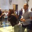 Roma rissa-teatrino tra capigruppo in Campidoglio05