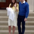 VIDEO YouTube - Royal girl, prima FOTO con Kate Middleton e William6