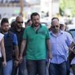 """Matteo Salvini occupa ministero Economia: """"Ladri di pensioni07"""