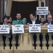 """Matteo Salvini occupa ministero Economia: """"Ladri di pensioni03"""