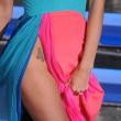 """Alessia Marcuzzi copia Belen, a Cannes con abito """"farfallina style"""" 02"""