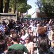 Scup, centro sociale sgomberato a Roma. Anche con le ruspe FOTO-VIDEO4